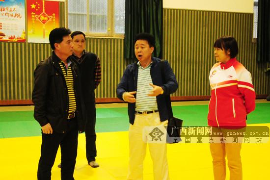 广西水上中心首开跳水总结会 4人获二青会决赛资格