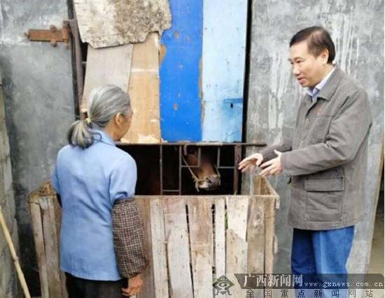 广西建院赴都安开展进村入户帮扶活动