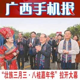 廣西手機報4月5日精華版