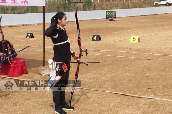2019中南协作区射箭比赛收官 广西董梅娟收获铜牌