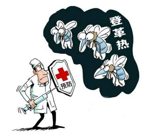 前往东南亚要防蚊虫叮咬!广西已检出今年首例输入性登革热病例