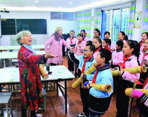 国家级非物质文化遗产 桂林这个项目传唱三百年不落幕