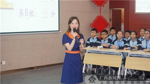 仙葫学校欢迎准小学毕业生到校了解精彩初中生活
