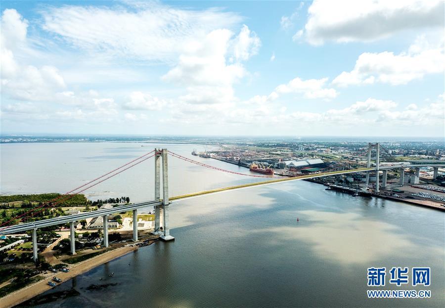 """马普托湾上的""""百年工程""""――马普托大桥巡礼"""