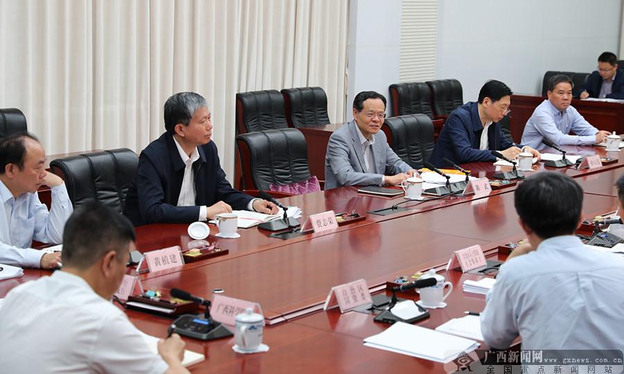 陈武:将科技创新和产业发展紧密结合 推进创新型广西建设取得新突破