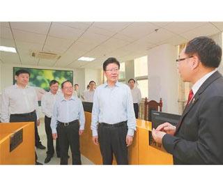 广西手机报4月19日上午版