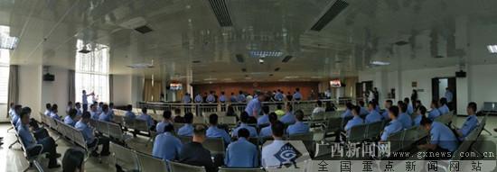 来宾首批涉嫌危险驾驶罪案件公开宣判