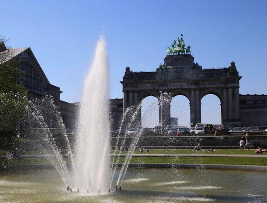 世界园林巡礼――比利时五十周年纪念公园
