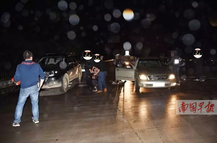 百色一男子遭非法拘禁 警方追踪近千公里解救(图)