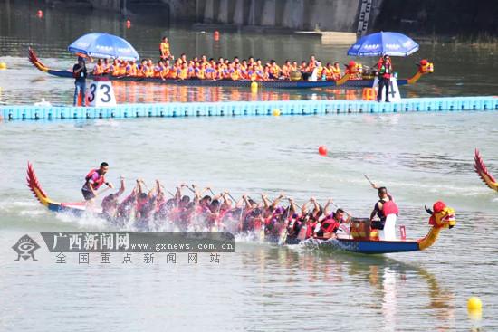 2019年广西龙舟系列赛将于5至11月期间举行