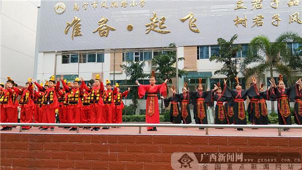 凤翔路小学:弘扬传统文化传承戏曲精髓