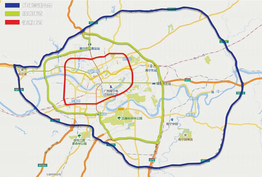 """南宁城市交通管理""""新通告""""5月1日起正式施行"""