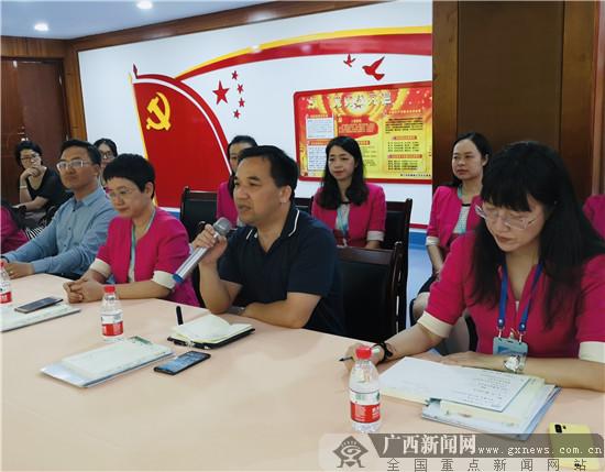 桂雅路小学:迎接云南省楚雄市文明创建工作考察组