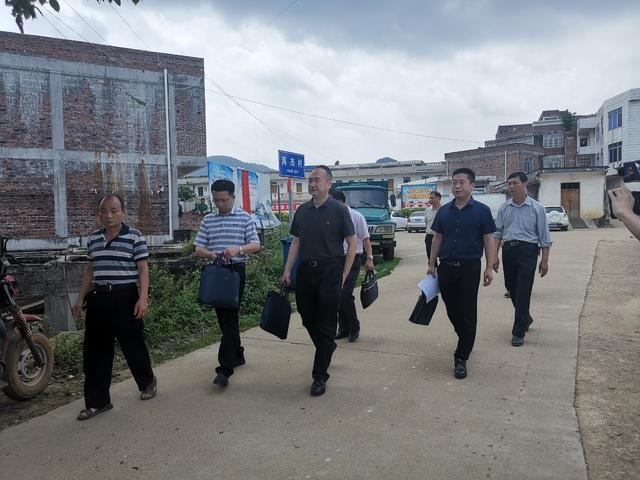 中央扫黑除恶督导组对贺州梧州来宾进行督导