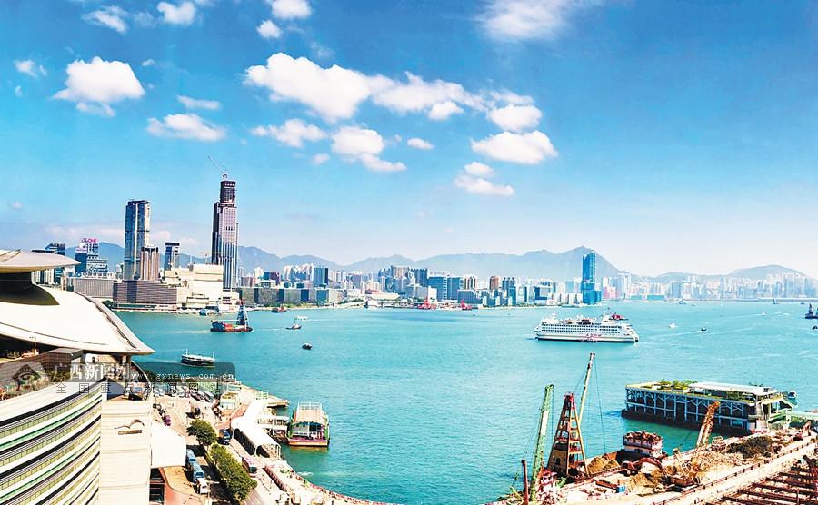 风劲满帆 对接粤港澳大湾区香港采访纪行之一