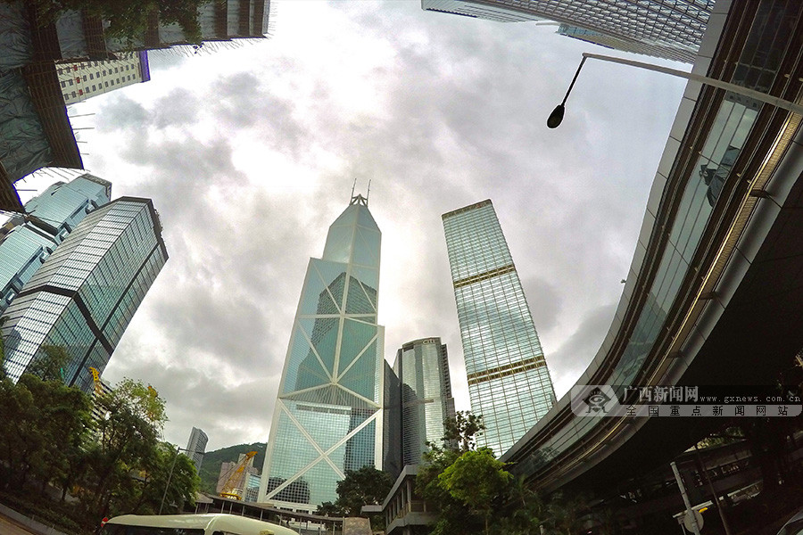 对接粤港澳大湾区 广西与香港再拓区域合作新空间