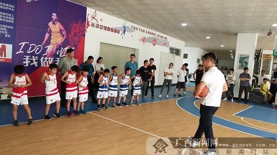 2019年中国小篮球联赛(广西玉林赛区)即将举行