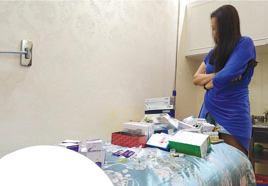 美容场所坚称没有医美项目 转头却给顾客打玻尿酸