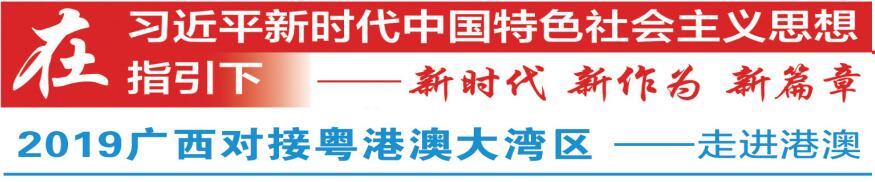 """鹿心社:深入实施""""东融""""战略 桂港合作不断开创新局面"""