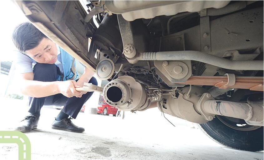 南宁车辆环保年检实施新标准 增加两项车辆检测