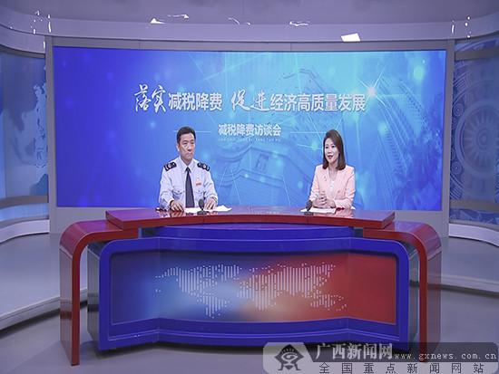 南宁市税务局:落实减税降费 促进经济高质量发展