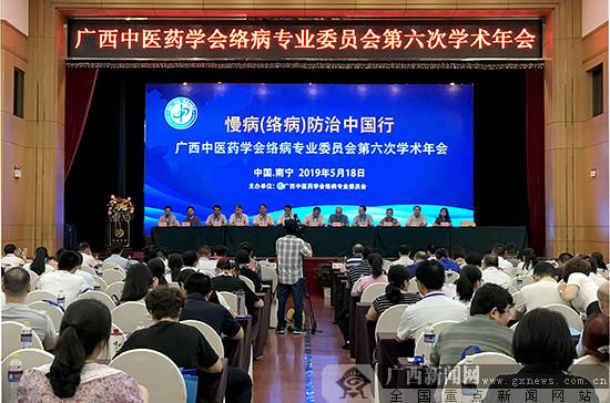 广西中医药学会络病学分会第六次学术年会在邕举行