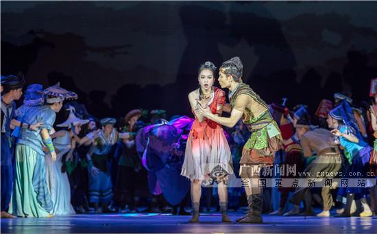 广西舞剧《花界人间》将冲刺第十二届中国艺术节文华奖