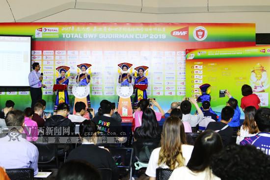 2019年苏迪曼杯8强出炉!国羽1/4决赛遇丹麦