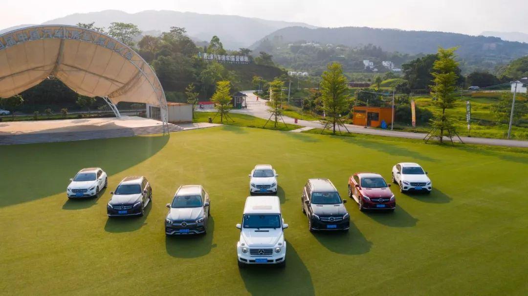 龙星控股广西联合媒体SUV家族试驾体验之旅圆满落幕