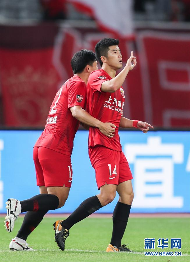 足协杯:上海上港胜长春百和嘉路喜