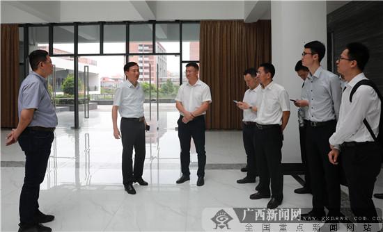 广西建院与电信广西分公司召开校企合作座谈会