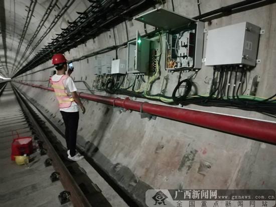 广西联通率先实现南宁地铁三号线3G/4G通信网络全覆盖