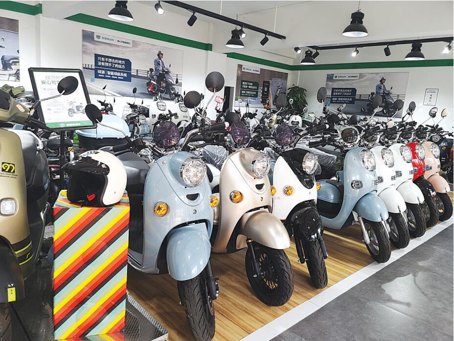 旧国标电单车上牌时间14日24时截止 购买二手车要谨慎
