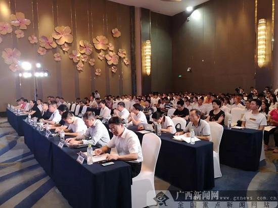 2019全国移动互联创新大赛西南赛区决赛在柳举行
