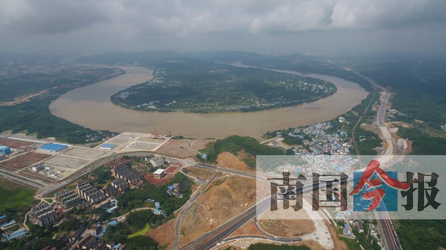 柳州東外環7月全線通車 從柳北直通柳東后上高速