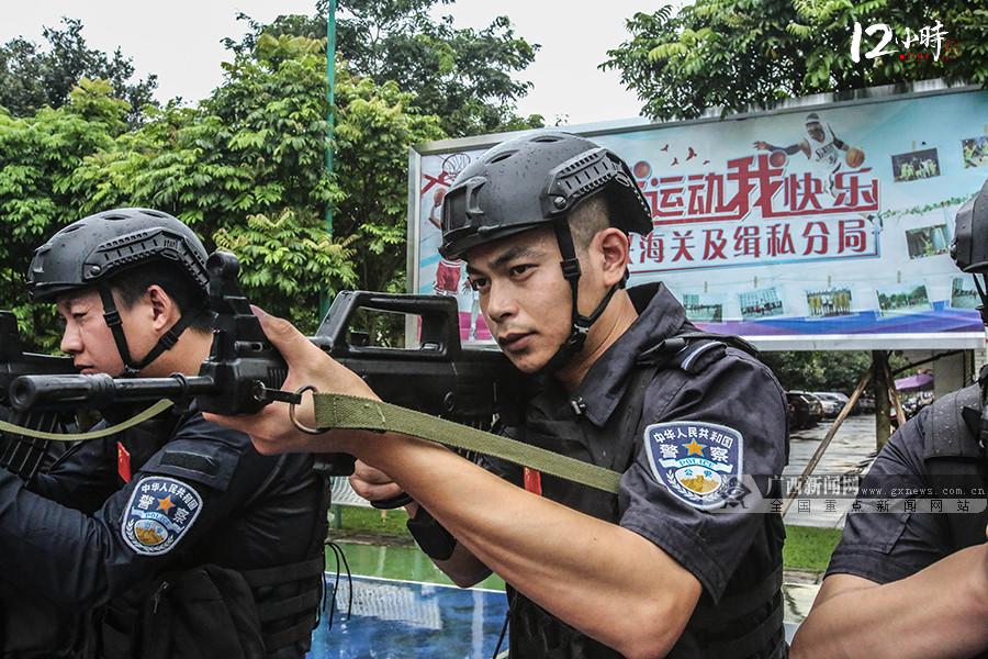 """【12小时】""""90后""""缉私警察边境线上4年办案300余起 案值逾10亿元"""