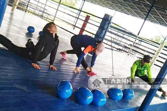 廣西派出3名拳擊運動員赴俄羅斯伊茲別爾巴什特訓