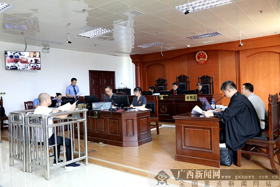 来宾市人民医院原院长杨文彬受贿502.3万元被诉