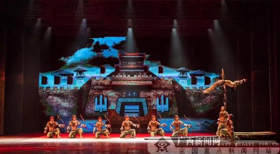 【精彩回顾】揭开神秘古国面纱 杂技剧《梦回中山国》跕屣而舞