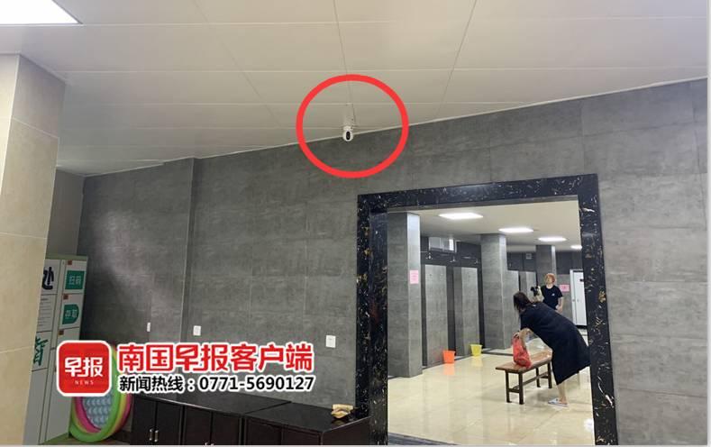 阳朔一景区女浴室发现摄像头 16名女游客报警维权