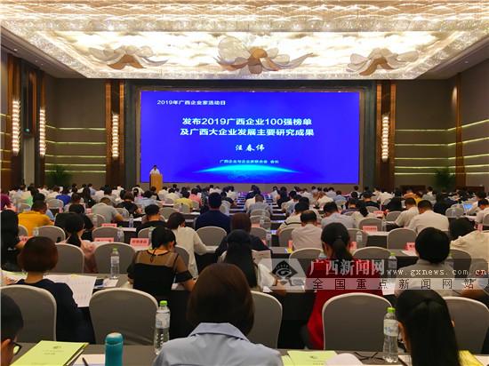 2019年广西企业家活动日在南宁举办