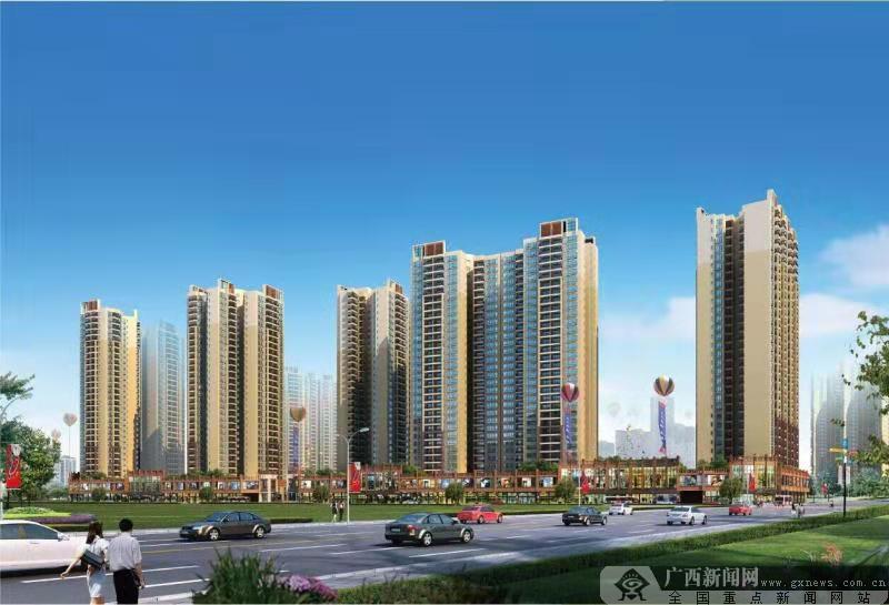 广西建工联建4个项目荣获自治区级荣誉称号