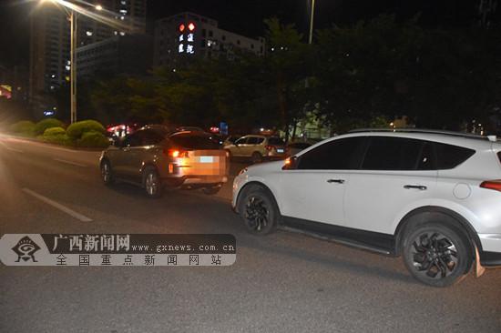 钦州:男子酒驾 出事后找人顶包被识破(图)