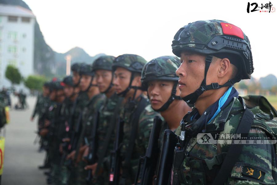 【12小时】比武场就是战场 特战队员王振然挑战极限练本领