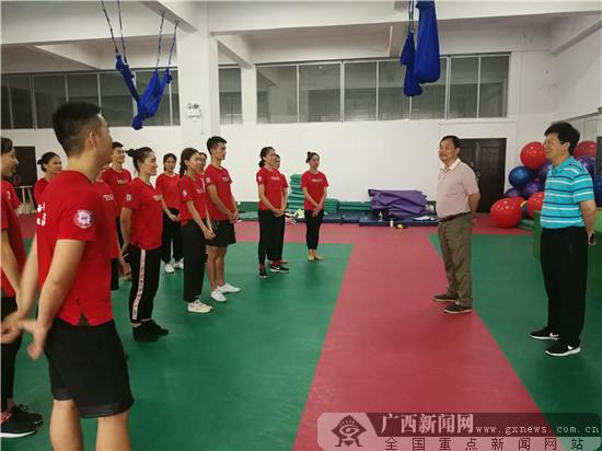 广西全力备战第十一届全国少数民族传统体育运动会