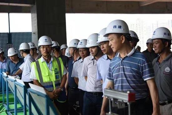"""180余家广西建筑企业""""东融""""拓市场"""