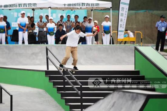 二青会赛场:新篇章!广西轮滑选手首夺全国赛奖牌