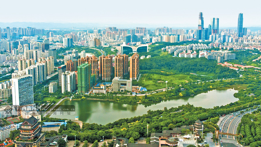下绣花功夫建生态宜居之城 南宁推进城市精细化管理