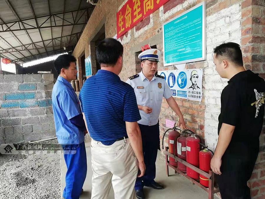 贵港集中排查消防安全隐患 6家火患单位被曝光