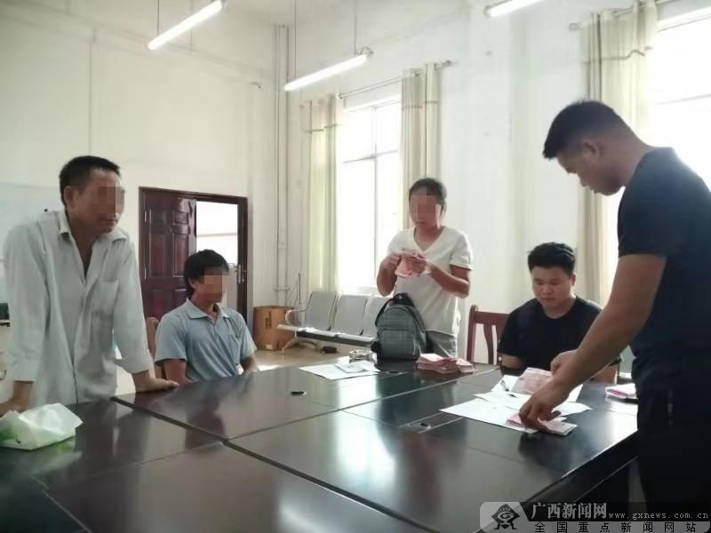 钦州:施工人员意外坠亡庭所联调化纠纷